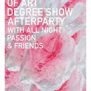 Grays Degree Show Afterparty @The Tunnels 16.06.17