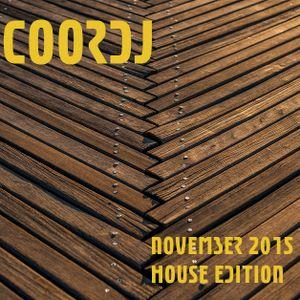 November 2015 House Edition