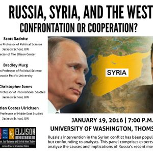 Russia, Syria, and the West: Confrontation or Cooperation?