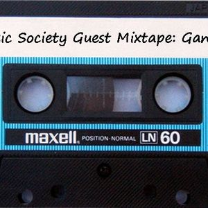 Music Society Guest Mixtapes: Gandi