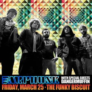 Earphunk - The Funky Biscuit - Boca Raton, FL - 3-25-2016