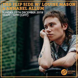 The Flip Side w/ Louise Mason & Annabel Allum 15th December 2019