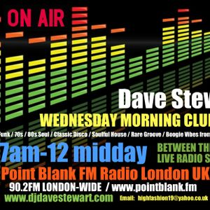 Dave Stewart 2/11/2016 'BETWEEN THE SHEETS' RADIO SESSIONS POINT BLANK FM LONDON UK