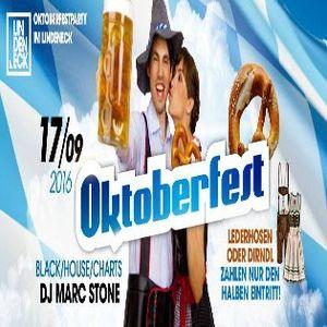 Dj Marc Stone - Club Cut 17.09.2016 - Oktoberfest, Lindeneck Ogrosen