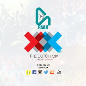 DJ Paak - The Dutch Mix @FRENNA @SBMG @SFB