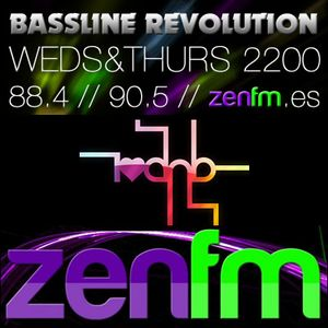 Bassline Revolution ZenFM #11 13.02.13 Drum n Bass