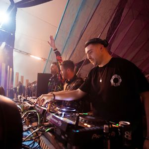Gorgon City b2b Camelphat @ Do-Lab, Coachella 2019