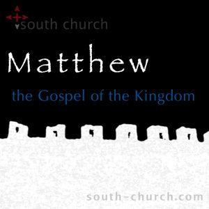 Specks, Logs & Humility (Matthew 7.1-5)