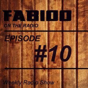 FABIOO ON THE RADIO | EPISODE 010