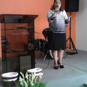 Levántate y Resplandece-Profeta Marlene Hauser