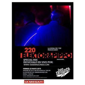 1000DRAG_220__ELEKTOR & PIPPO_ LIVE MIX !!