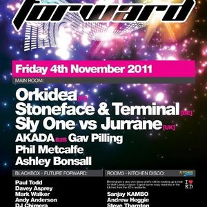 Re-Recorded set from Forward (Leeds) (04.11.11)