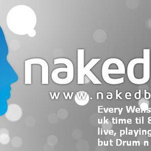 K-netic live on nakedbeatz with little joe ceo of Resistance fammo & MC Nexwayz 10-09-2014