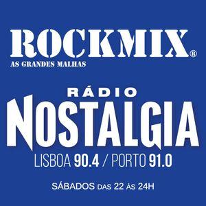 ROCKMIX 7 Nostalgia emissao   2-7-2016