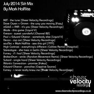 Mark Halflite - July 2014 SVr Mix