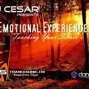 DJ Cesar Presents Emotional Experiences 028 (Joshua Marquez Guest Mix)