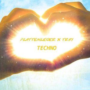 Plattenleger x Tray-Techno is Love