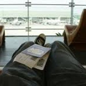 half-hour airport lounge delay mix