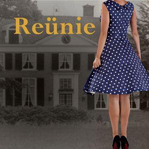 Reünie soundtrack, roman van/novel by Gaby den Held