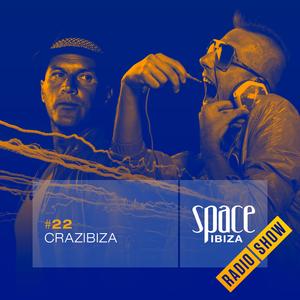 Crazibiza at Café Olé - August 2014 - Space Ibiza Radio Show #22