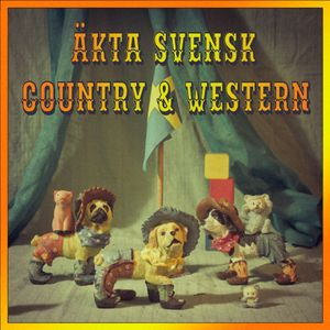 Äkta Svensk Country & western vol.1