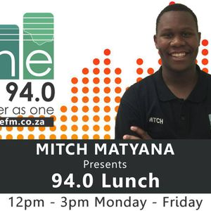 Mitch Matyana chat to global entertainer Kev Orkian - 20161116