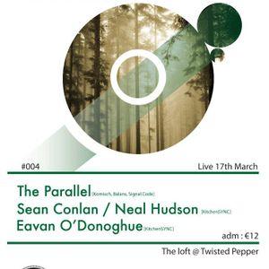 Sean Conlan Back 2 Back w/ Neal Hudson Kitchen Sync #004