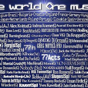xavoRR @ One World, One Music [Yves Kavella B-Day Bash RadioStream]