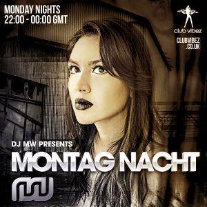 MW's Montag Nacht with Guest Mix from DJ EDDIE on Club Vibez Radio 03/02/14