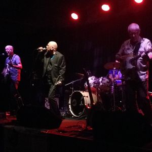 The 844s Live at the Trades Club, 18/08/2017