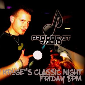 Deejay Krüge®'s Classic Night @ Progbeat Radio - 2016.01.22. - 001.