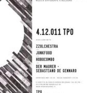 """Confidenziale RadioKairos: 8.a puntata speciale """"verso Voilà la Parade"""" del 27 novembre 2011"""