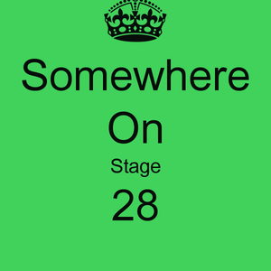 Somewhere On Stage 28