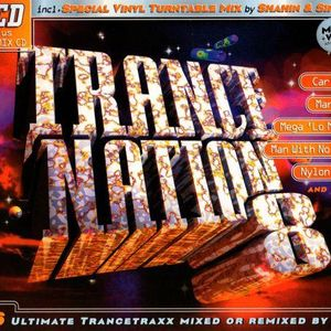 Trance Nation '96 (Vol 8) Mixed by Shahin & Simon