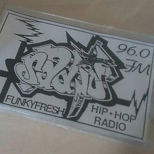 Double D - Funky Fresh on Radio X 96.0 FM