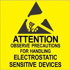 Electrostatic - Sensitive Devices