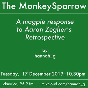 A Magpie Response to Aaron Zeghers' Retrospective - hannah_g