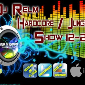 Dj Relm afternoon sessions on Lazer Fm hardcore and jungle flavours