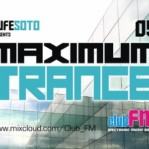 Maximum Trance 05 mixed by Lufesoto - Club_FM