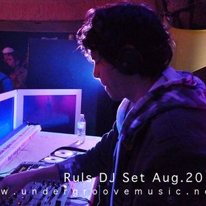 Ruls @ Any Sunday In August 2011