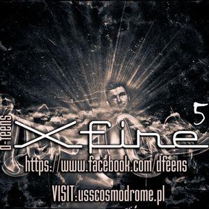 D-feens - Xfire 5. Progress Session @ Houseradio.pl