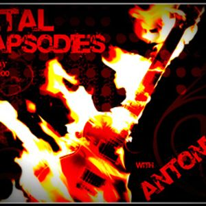Metal Rhapsodies 23-4-10 playlist