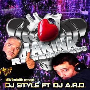 Dj Style vs Dj A.R.D. - parte 1