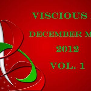Viscious D - December Mix 2012  Vol. 1