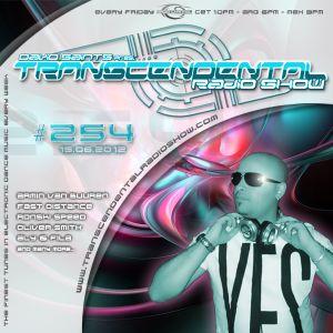 David Saints pres. Transcendental Radio Show #254 (15/06/2012)