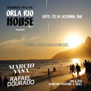 Vasa @ Orla Rio House Belém PA (Dezembro '13)