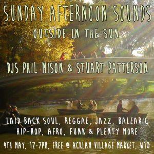 Sunday Afternoon Sounds #5 by Stuart Patterson | Mixcloud