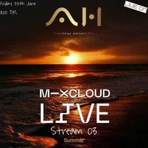 Andrew Hanratty Mixcloud Live Stream 03 (Summer) (25/6/2021)