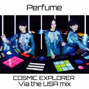 Perfume COSMIC EXPLORER via the USA mix