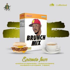 DJ Adam K Presents - Brunch Mix Episode Four (UK Urban)